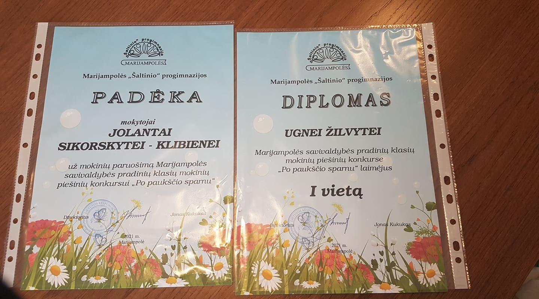 UŽ-diplomas
