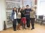 "AIESEC edukacinis projektas ""Beyond Limits"" Jono Totoraičio progimnazijoje"