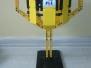 FLL LEGO finalinės varžybos Robotiada 2017