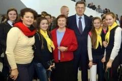 """Lietuvos nepriklausomybės 25-mečiui paminėti skirta akcija """"Lietuvai ir man"""""""