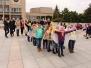 """Marijampolės Sūduvos gimnazijos organizuotas koncertas """"Kaip gera turėt tiek draugų..."""""""