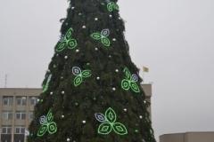 """Pradinių klasių mokinių Kalėdinė akcija """"Gerumo angelas"""""""