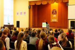 Pradinių klasių mokinių Knygos šventė