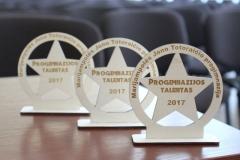 Progimnazijos talentai 2017