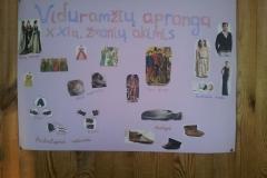 Projektas. Europos visuomenė viduramžiais.