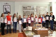 Raštingiausio mokinio konkursas