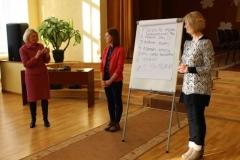"""Seminaras mokytojams """"Pedagogo stilius, įvaizdis, etiketas: vakar, šiandien, rytoj"""""""