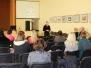 Vyko susitikimas-diskusija su vaiko teisių apsaugos specialistais