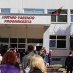 Jono Totoraičio progimnazijos mokytojai lankėsi Jonavos Justino Vareikio progimnazijoje