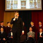 """Progimnazijos mokinių koncertas, skirtas Tėvynei, """"Lietuvos šimtmečio kelias"""""""