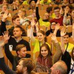 """Progimnazijos komanda """"DreamBusters"""" pateko į tarptautinį konkursą Ventspilyje"""