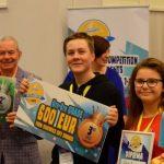 """Progimnazijos IT komanda """"DreamBusters"""" – tarptautinio konkurso """"Ventspils IT Challenge"""" trečiosios vietos laimėtoja"""