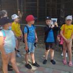 2b klasės integruotos pasaulio pažinimo, fizinio ugdymo ir dailės pamokos  Šunskų fazanyne